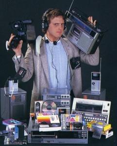 A 1980's smartphone!